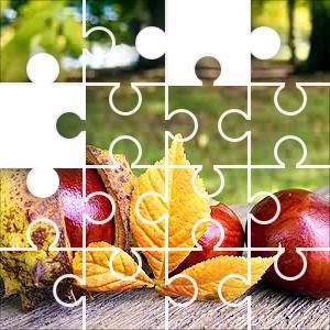 Chestnut Scene Puzzle casse-tête - JigZone.com - photo#32